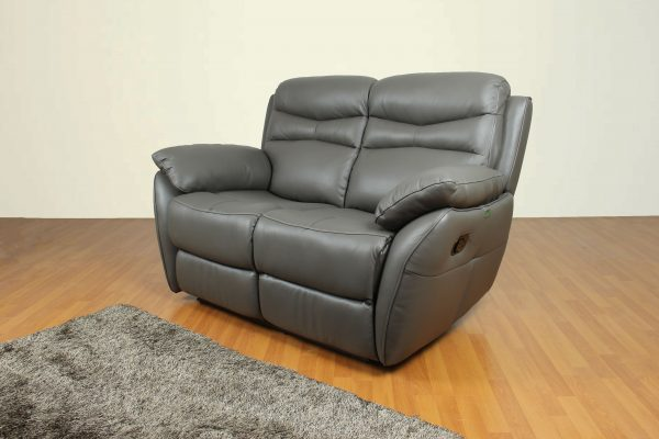 Sofa minimalis kulit asli recliner CASABEL